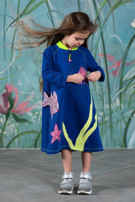 Коллекция детской одежды Весна-Лето 2020 - AQUARIUM 2021 8