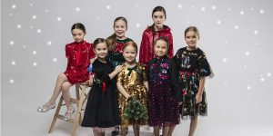 Новогодние платья от Leya.me