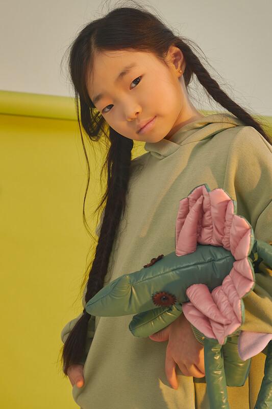 Детская сумочка Трицератопс