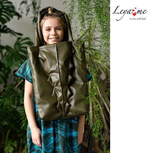 """Детская сумка-пакет """"Хвост динозавра"""""""