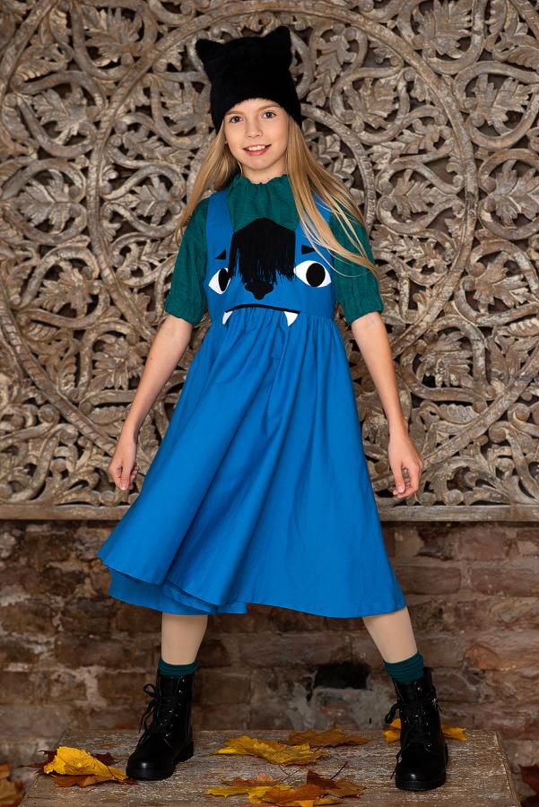 Коллекция детской одежды Осень-Зима 2020 - Monsters' Garden 2021 6