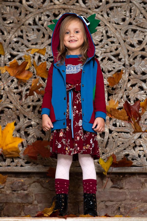 Коллекция детской одежды Осень-Зима 2020 - Monsters' Garden 2021 7