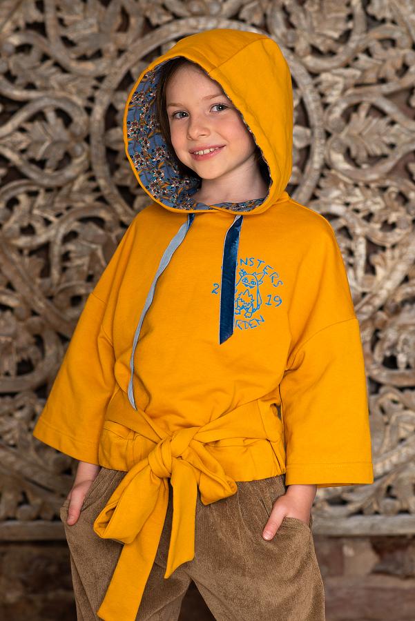 Коллекция детской одежды Осень-Зима 2020 - Monsters' Garden 2021 8