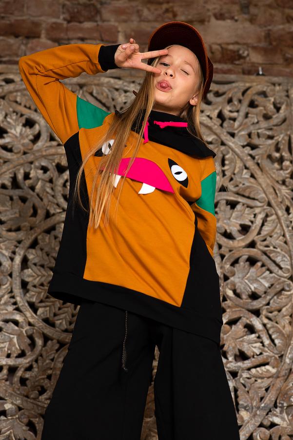 Коллекция детской одежды Осень-Зима 2020 - Monsters' Garden 2021 13