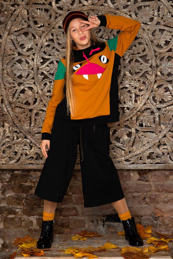 Коллекция детской одежды Осень-Зима 2020 - Monsters' Garden 2021 14