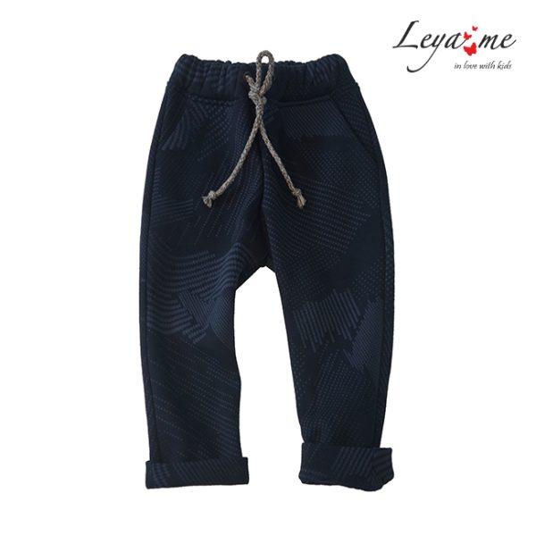 Трикотажные брюки для мальчика