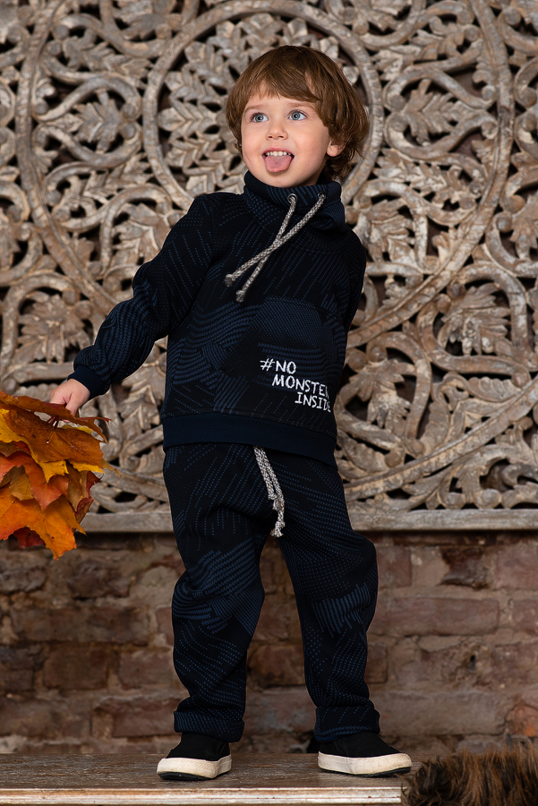 Трикотажные брюки для мальчика 2020 1