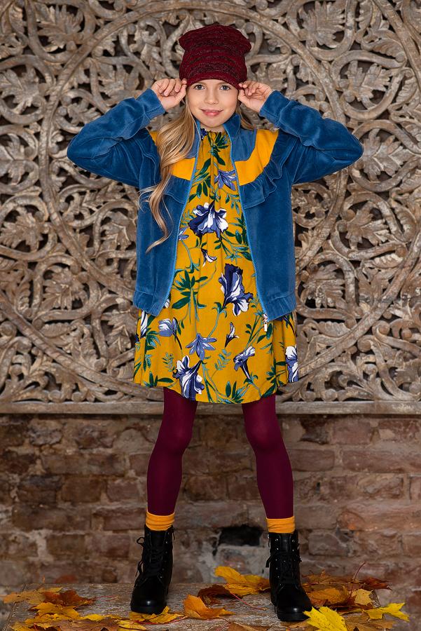 Коллекция детской одежды Осень-Зима 2020 - Monsters' Garden 2021 20