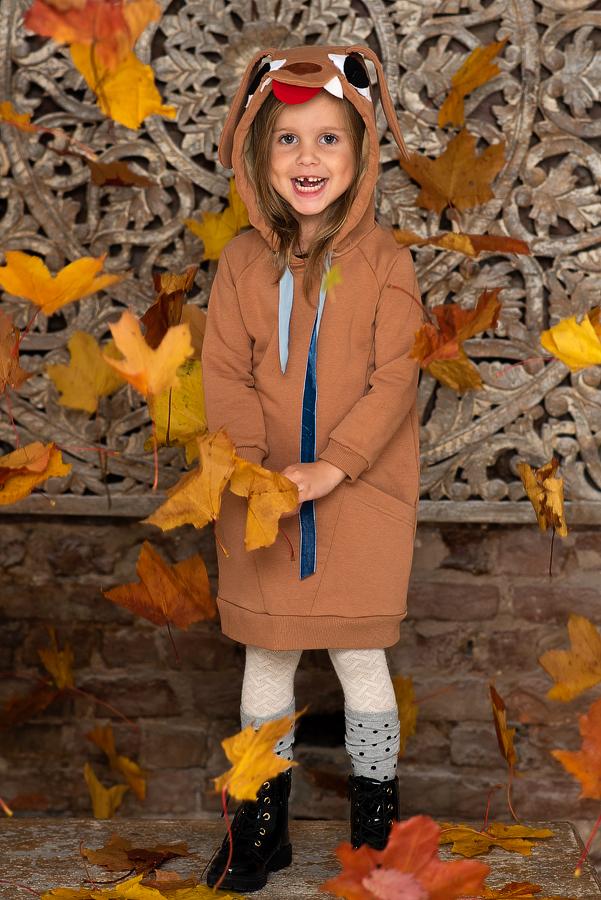 Коллекция детской одежды Осень-Зима 2020 - Monsters' Garden 2021 21