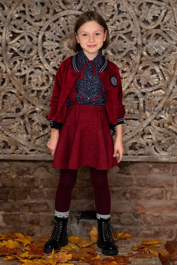 Коллекция детской одежды Осень-Зима 2020 - Monsters' Garden 2021 24