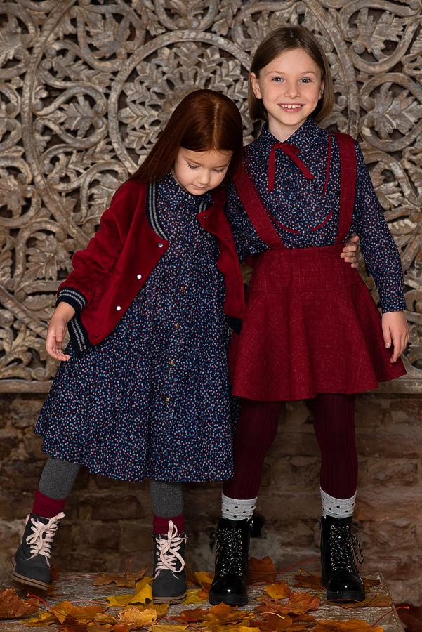 Коллекция детской одежды Осень-Зима 2020 - Monsters' Garden 2021 25