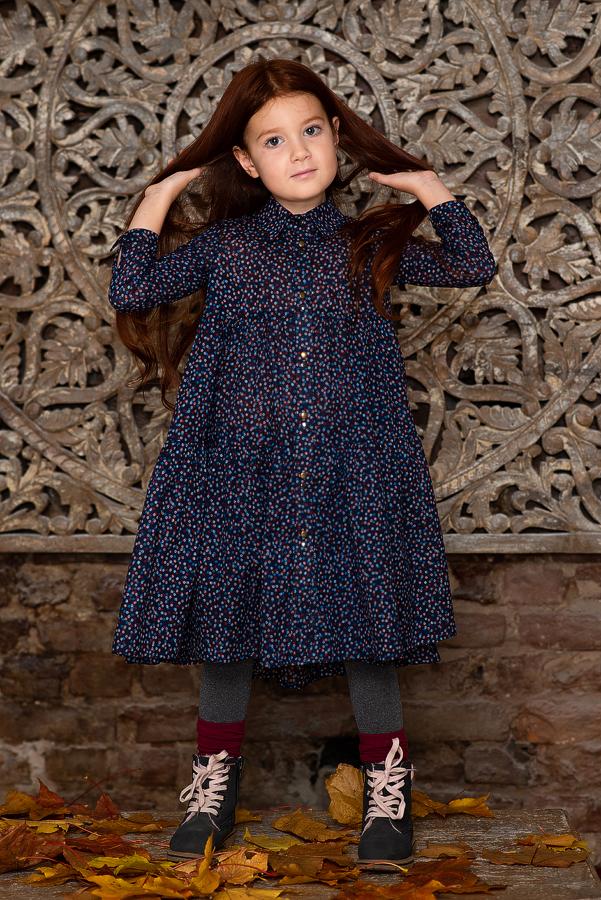 Коллекция детской одежды Осень-Зима 2020 - Monsters' Garden 2021 26