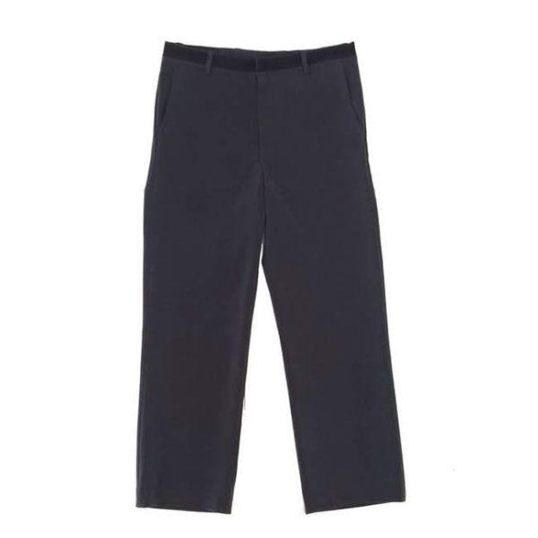 Школьные брюки серые для мальчика