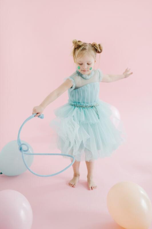 """Платье детское """"Принцесса цирка"""""""