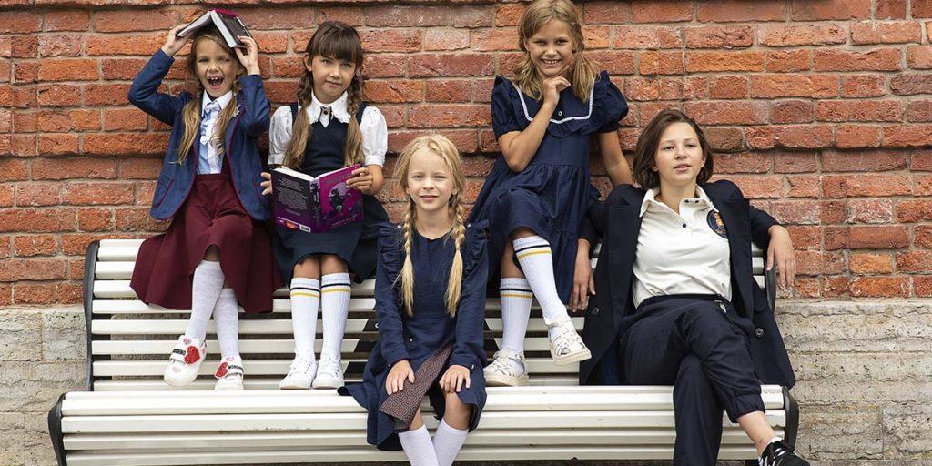 Школьная форма 2021 от Leya.me