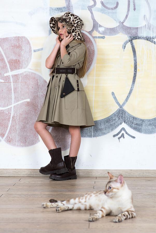 Коллекция детской одежды Весна-Лето 2019 - Urban Zoo 2021 1