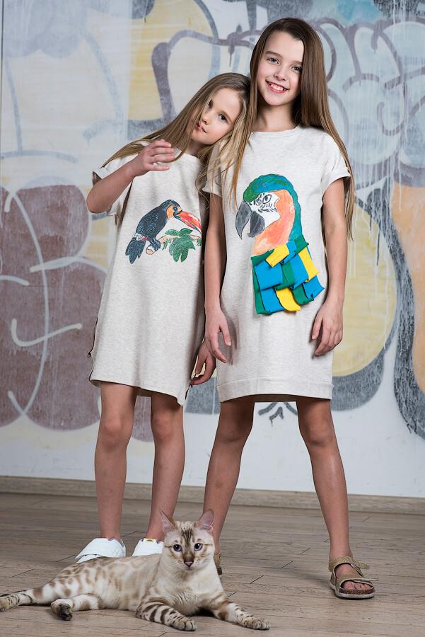 Коллекция детской одежды Весна-Лето 2019 - Urban Zoo 2021 3