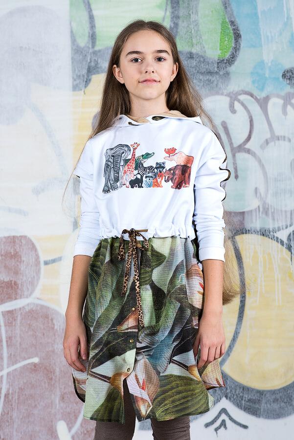 Коллекция детской одежды Весна-Лето 2019 - Urban Zoo 2021 6