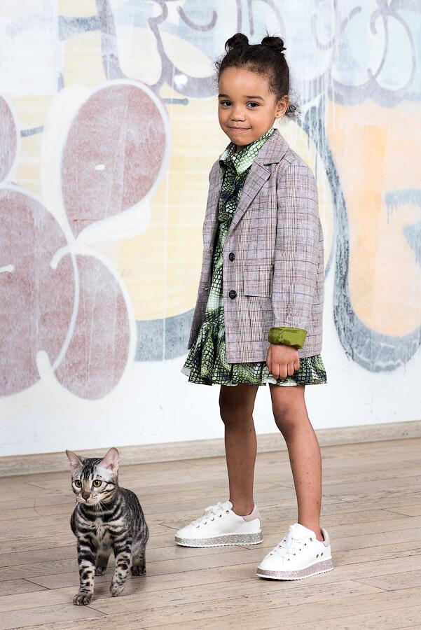 Коллекция детской одежды Весна-Лето 2019 - Urban Zoo 2021 11