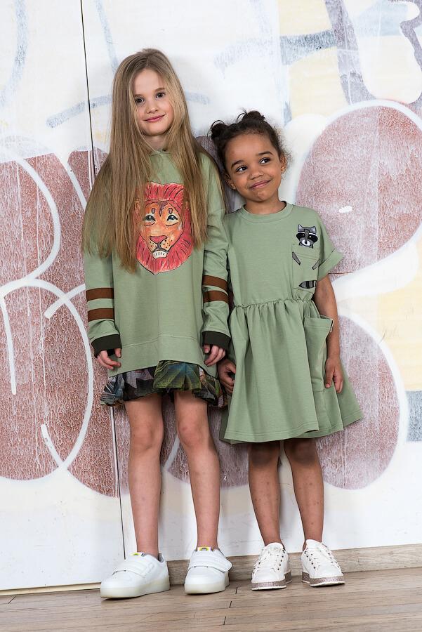 Коллекция детской одежды Весна-Лето 2019 - Urban Zoo 2021 12