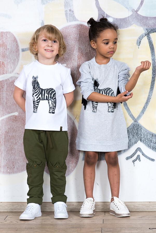 Коллекция детской одежды Весна-Лето 2019 - Urban Zoo 2021 13