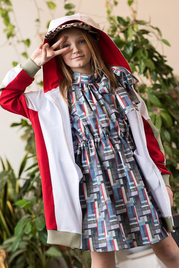 Коллекция детской одежды Весна-Лето 2019 - Urban Zoo 2021 19