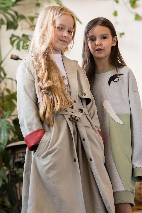 Коллекция детской одежды Весна-Лето 2019 - Urban Zoo 2021 22
