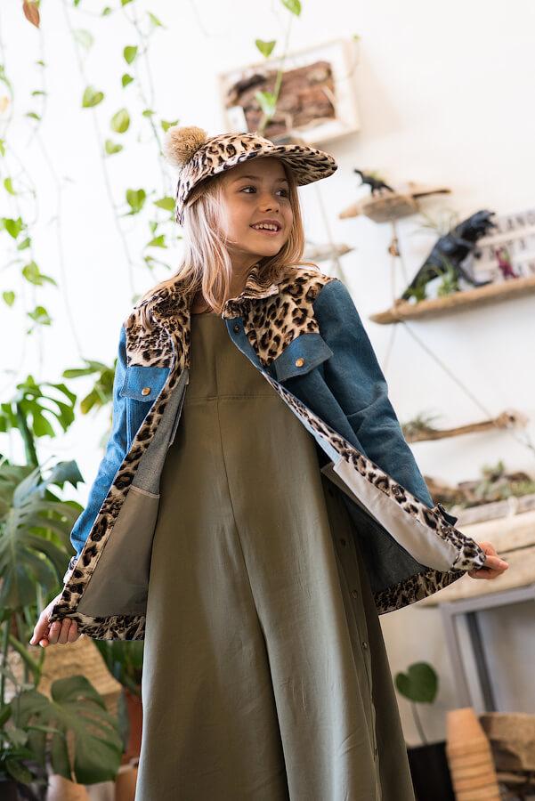Коллекция детской одежды Весна-Лето 2019 - Urban Zoo 2021 23