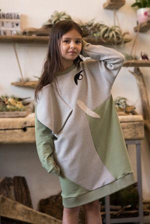 """Платье """"Слон"""" детское"""