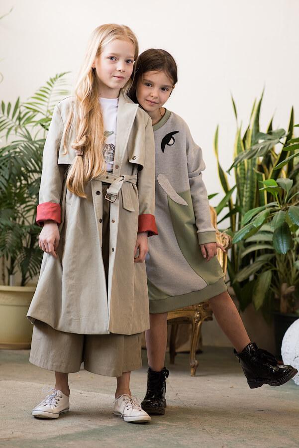 Коллекция детской одежды Весна-Лето 2019 - Urban Zoo 2021 28