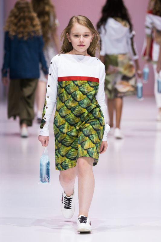 Фото и видео с показа Leya.me на Moscow Fashion Week 2021 23