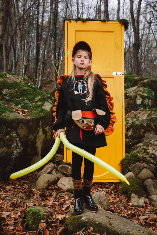 Волшебная фотосессия Leya.me в сказочном лесу 2021 23