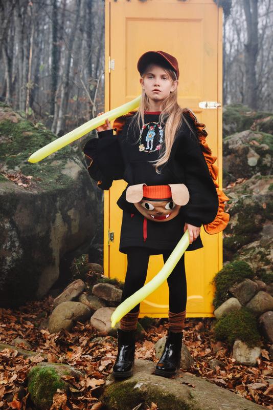 Волшебная фотосессия Leya.me в сказочном лесу 2021 21