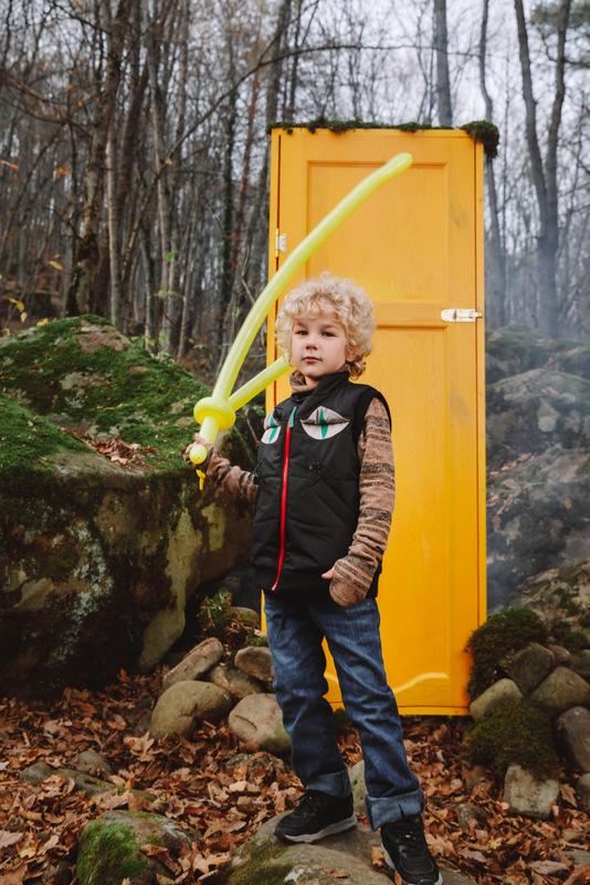Волшебная фотосессия Leya.me в сказочном лесу 2021 20