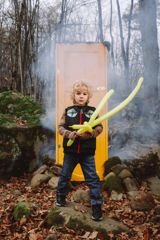 Волшебная фотосессия Leya.me в сказочном лесу 2021 19