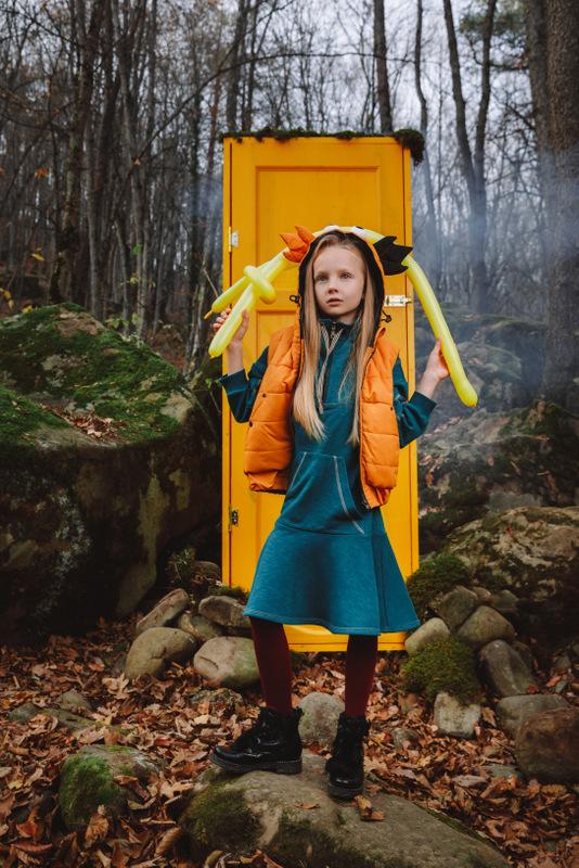 Волшебная фотосессия Leya.me в сказочном лесу 2021 18