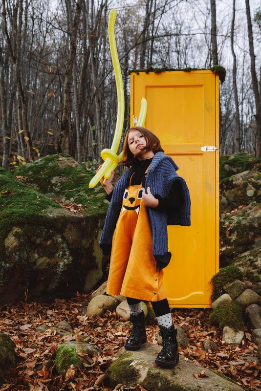 Волшебная фотосессия Leya.me в сказочном лесу 2021 16