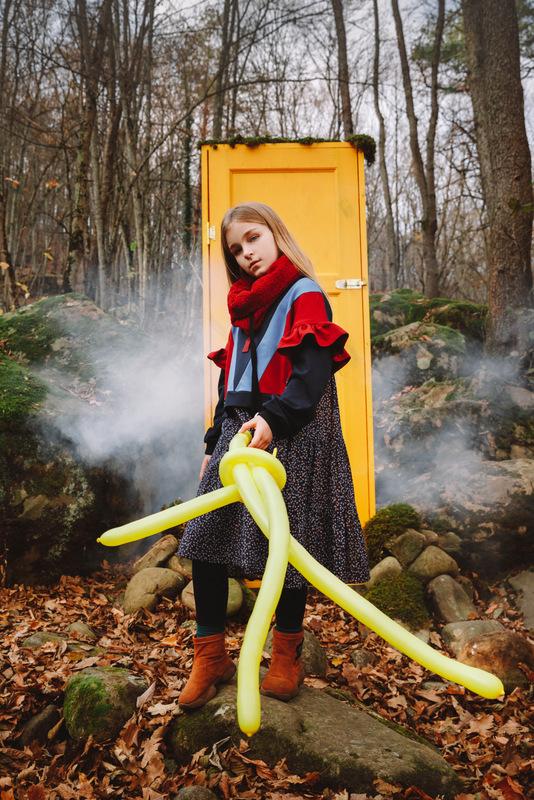 Волшебная фотосессия Leya.me в сказочном лесу 2021 35
