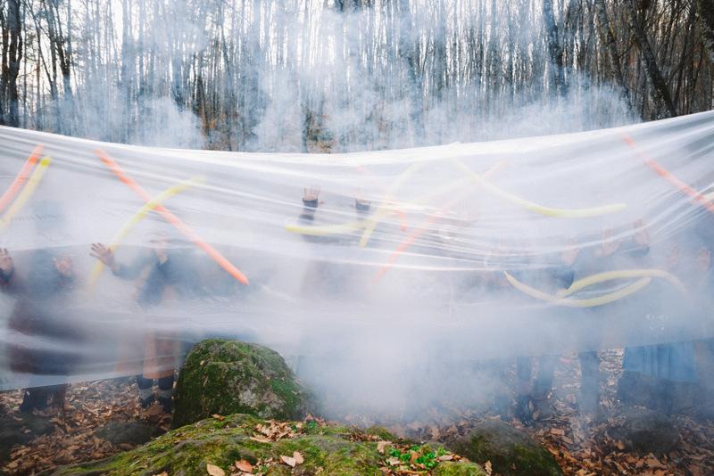 Волшебная фотосессия Leya.me в сказочном лесу 2021 2
