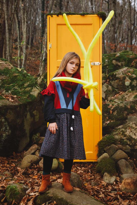 Волшебная фотосессия Leya.me в сказочном лесу 2021 34