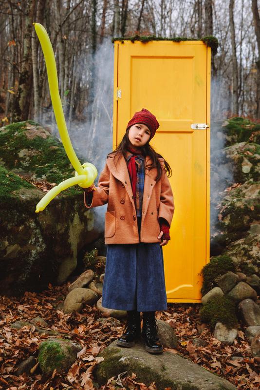 Волшебная фотосессия Leya.me в сказочном лесу 2021 30