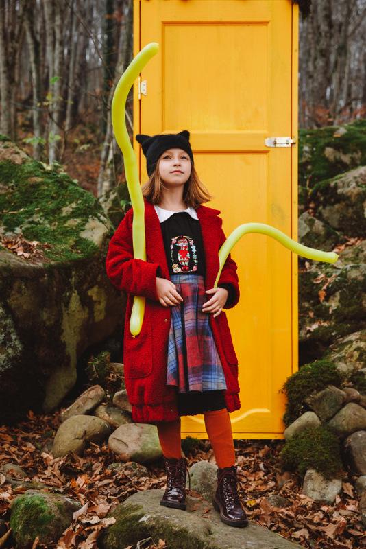 Волшебная фотосессия Leya.me в сказочном лесу 2021 29