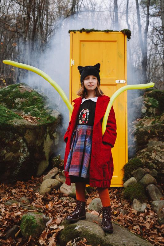 Волшебная фотосессия Leya.me в сказочном лесу 2021 28